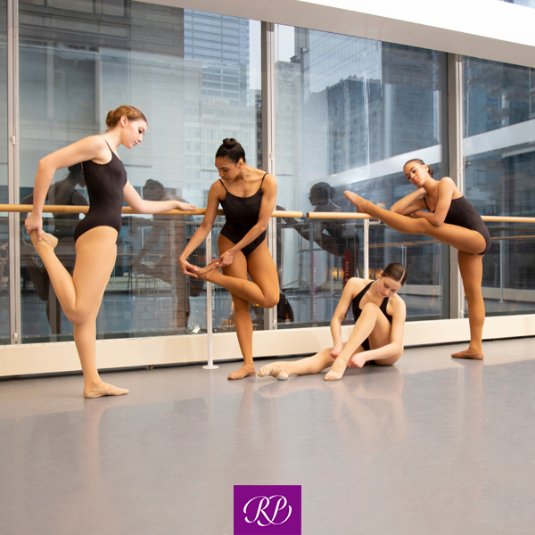 Shades of colour for all from Russian Pointe
