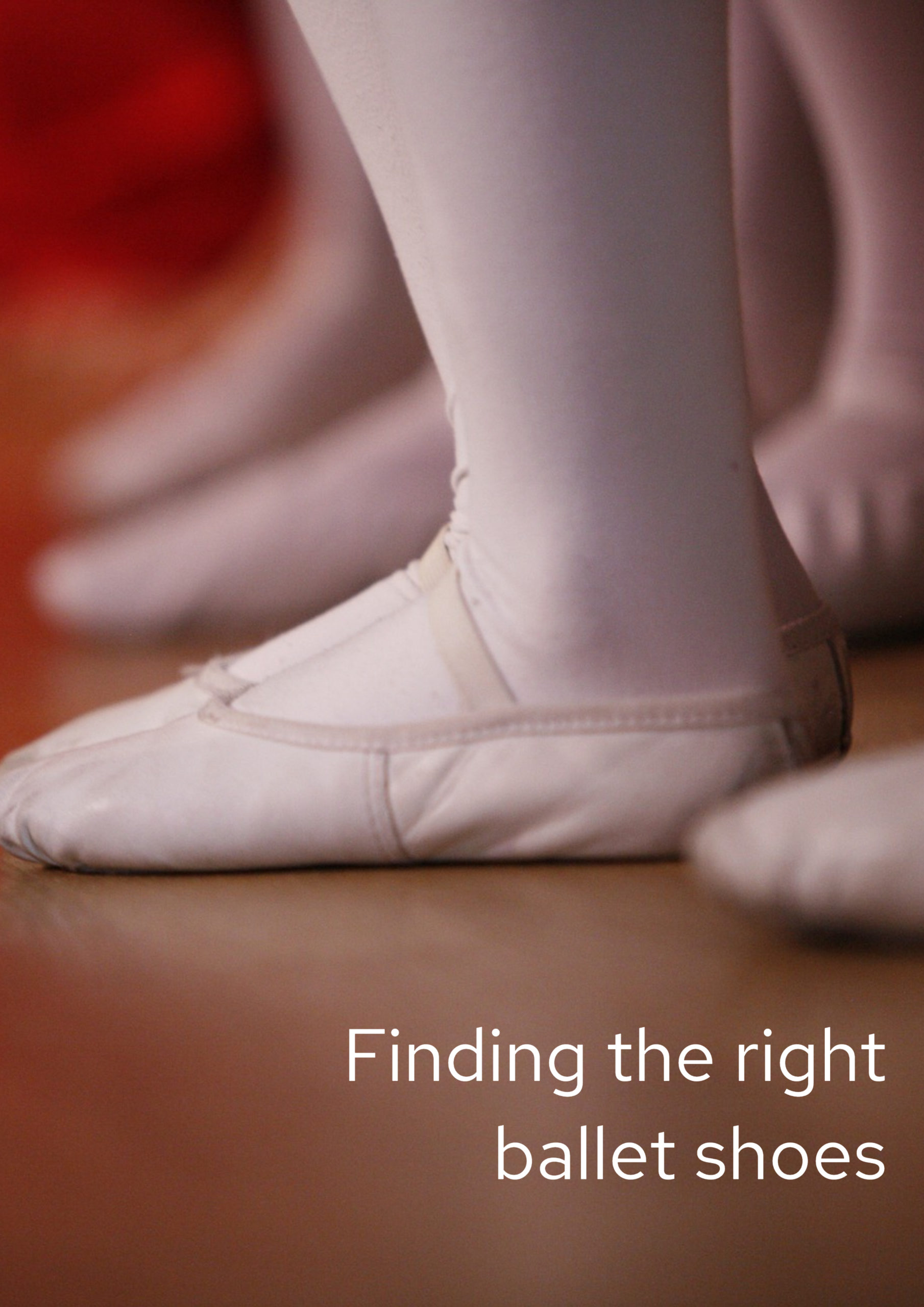Top Tips – ballet shoes
